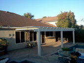 Aluminum Patio Cover, Fountain Valley, CA
