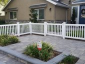 Vinyl Fence, Fountain Valley, CA
