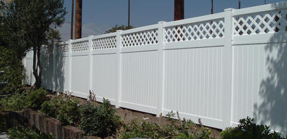 Vinyl Fencing, Orange County